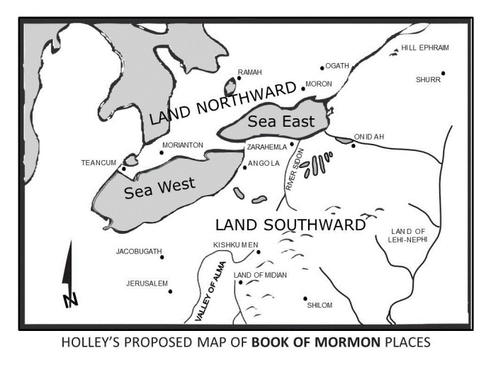 Holley Book of Mormon Map cropped 2
